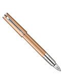 Ручка-роллер Parker Ingenuity Slim Pink Gold CT 5TH