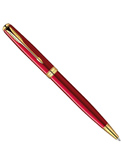 Шариковая ручка Parker Sonnet 08 Laque Ruby Red GT