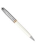 Шариковая ручка Parker Sonnet Feminine Collection, Metal and Pearl GT