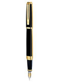 Перьевая ручка Waterman Exception Night/Day Gold GT