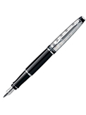 Перьевая ручка Waterman Expert Deluxe Black CT